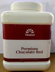 Tanacol Premium Chocolate Red Food Color