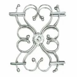 SS Butterfly Railing