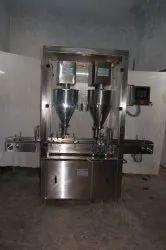Automatic Hing Powder Filling Machine