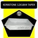Kerbstone 12x18x4 Taper
