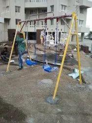 CODE: P-8 Playground Swings