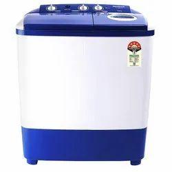 Panasonic Capacity(kg): 6.5kg Semi Automatic Washing Machine, Blue