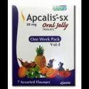 Apcalis Tadalafil Tablets