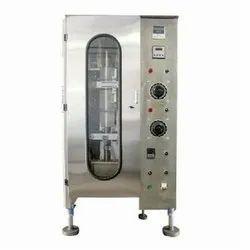 Single Head Edible Oil Pouch Packing Machine