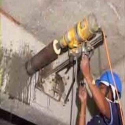 Concrete Core Extraction Testing service