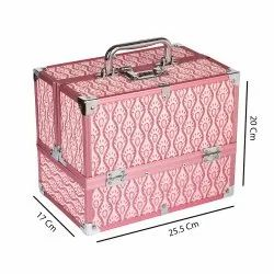 Vanity Makeup Case with layers