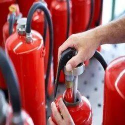 1 Year Maintenance Fire Extinguisher AMC Service, Location: Pan India