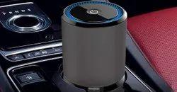 Led Plastic Car Air Purifier