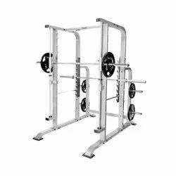 Manual Gym Smith Machine, Muscles Targeted: Chest