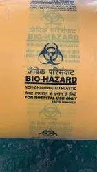 Biohazard Garbage Waste Bag