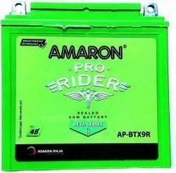 Amaron APBTX9R 9 Ah Bike Battery