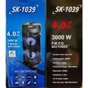 SK-1039 Bluetooth Speaker With Microphone