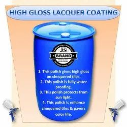 High Gloss Lacquer Coating