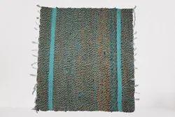 Multicolor Printed 22x22inch Cotton Asan