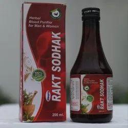Natural & Safe Neuro Raktshodhak, Packaging Size: 72 X 200 Ml