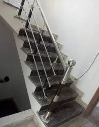 Stairs And Balcony Stainless Steel Staircase Railing