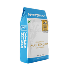 MYFITNESS Rolled Oats: Gluten Free