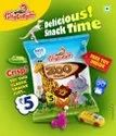 Snacks Chaturam Zoo Fryums, Packaging Size: 12 Packet