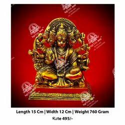 Panchmukhi Hanuman God Statue