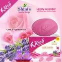 Krea Lovely Lavender with Rose and Azafron Soap