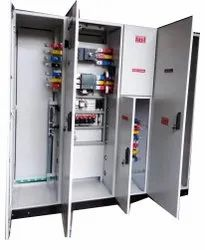 Three Phase Motor Testing Control Panel, For Industrial, 8 X 3.5 Feet (h X W)
