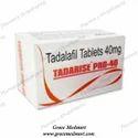Tadarise Pro 40 Mg Tablets