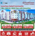 2 Bhk, 1 Bhk & 1 Bk Gated Community Apartment Flats For Sale In Telaprolu, Vijayawada