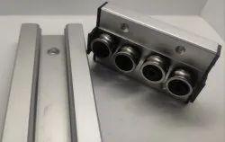 Aluminum Type Roller Lm Guideways