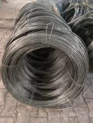 8 Gauge HB Wire, For Construction Industry, Thickness: 4 mm