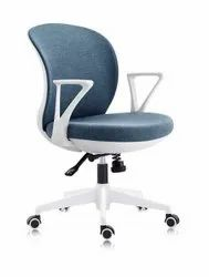 Oval Study Chair