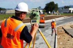 L Section Cross Section Route Survey Service