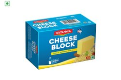 Type: Box BRITANNIA CHEESE BLOCK 400g