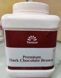 Tanacol Premium Dark Chocolate Brown Food Color