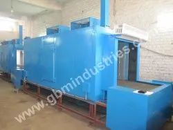 Conveyorised Paint Curing Oven