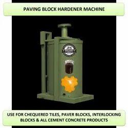 Paving Block Hardener Machine