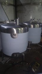 Ss Storage Tank Fabrication Service