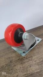Card Can Caster Wheel