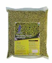 Sanghvi Spices A Grade Coriander Seeds, Packaging Size: 1 Kg - 250Gm