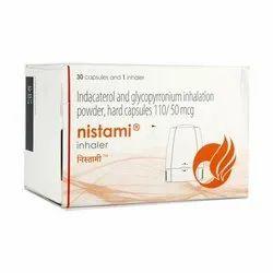 Indacaterol Glycopyrrolate