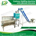 Double Head Cashew Peeling Machine