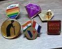 Lapel Pin Metal Badge