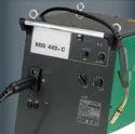 Migatronic MIG-445x C MIG Welding Machine, 40-445A