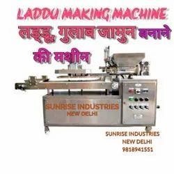 Fully Automatic Laddu Making Machine