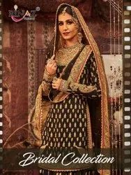 Rinaz Fashion  Bridal Collection Presents By Pakistani Bridal Salwar Suits