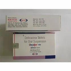 Desifer 400 Tablet(Deferasirox (400mg)