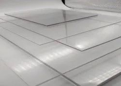 Transparent Polycarbonate Sheet, Thickness 8mm