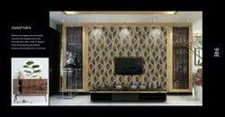 Royal Pattern PVC Kids Wallpaper, For Home, Size: 0.53X10M