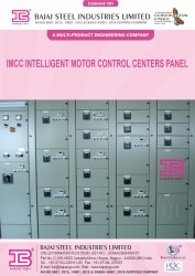 IMCC (Intelligent Motor Control Centers Panel)