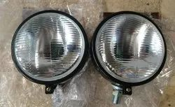 Ursus Tractor Head Lights without Bulb (Reflector Left & Right)
