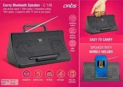 Artis Curvy Bluetooth Speaker With Phone Stand